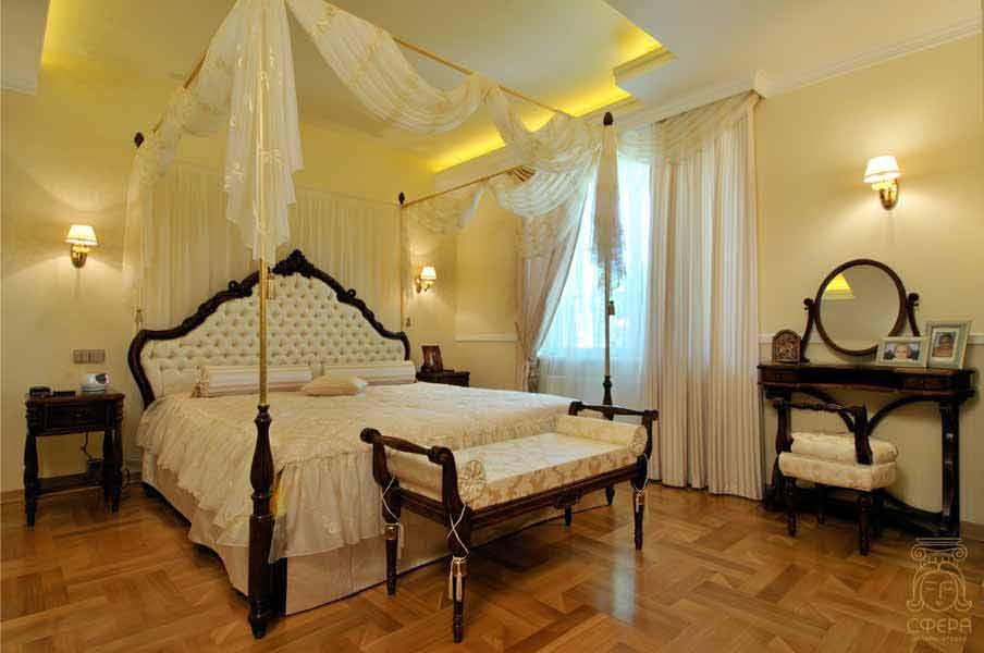 Дизайн спальни стили интерьеров