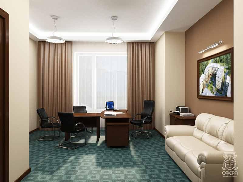 Дизайн офиса Красивый дизайн и декор интерьера офиса