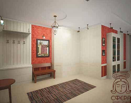 Дизайн квартиры прайс